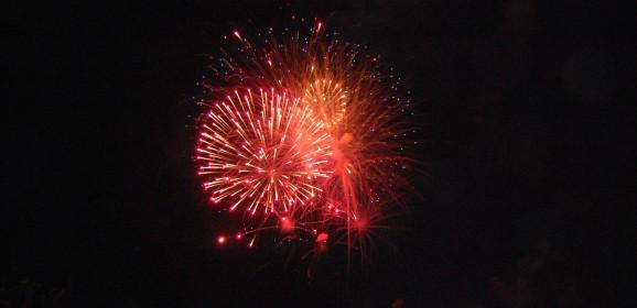 Fireworks/Firearms