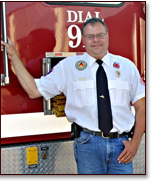 Fire Chief - Kevin Schuelke